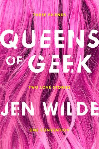 Queens of Geek cover