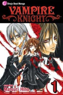 Vampire Knight Cover